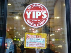 Yip's special sign