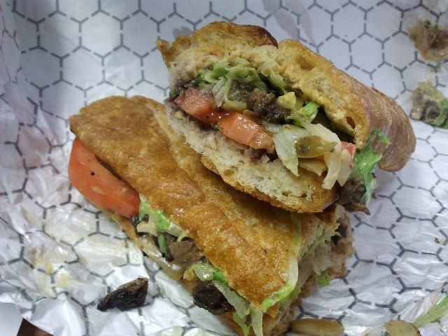The Pepito Torta from La Esquina. Photo by Andrea.