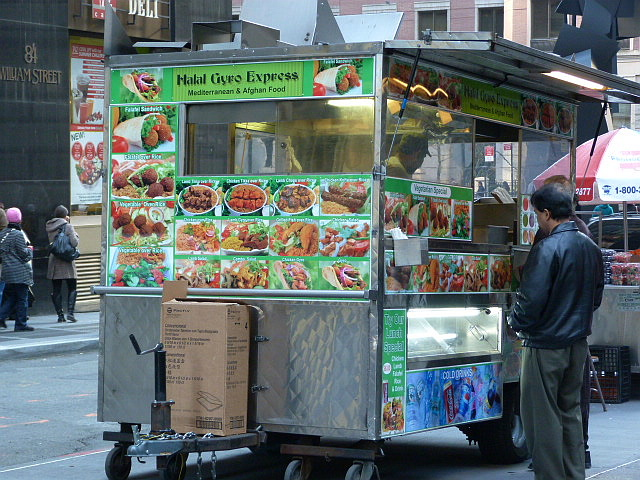 Halal Gyro Express Adds Afghani Food Including Real Lamb