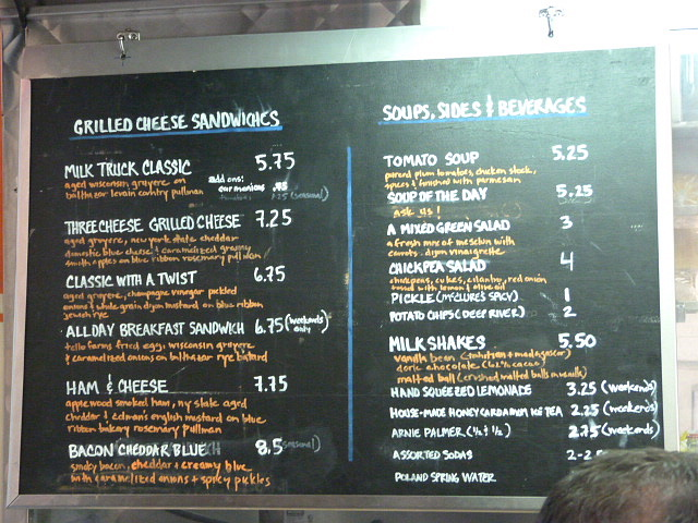 Food Truck Prices Nyc