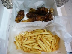 kyedong chicken fries
