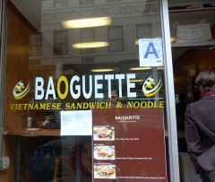 baoguette new sign