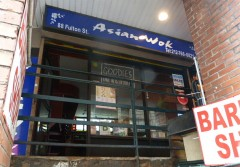 asian wok sign