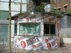 go burger kiosk