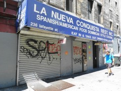 la nueva closed