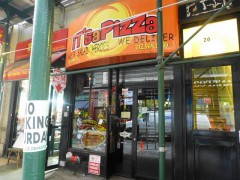 its a pizza closed