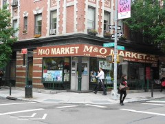 m&o market outside