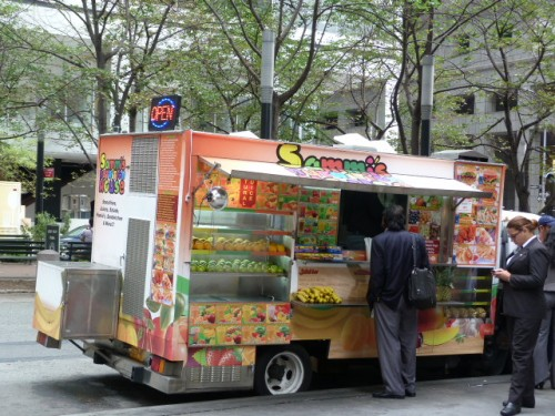 Midtown Lunch Downtown Nyc Finding Lunch In The Food Wasteland Of