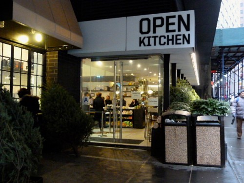 a first visit to open kitchen on william st at beaver did not go well not all of the stations were open things seemed disorganized and the employees. Interior Design Ideas. Home Design Ideas