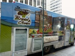 Bread & Olives truck