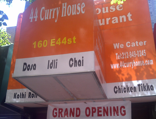 44 Curry House
