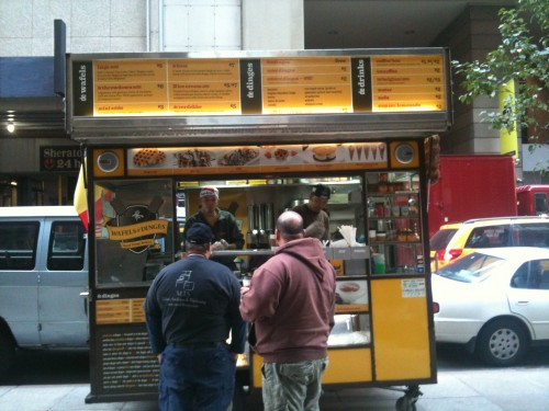 One Of The Allures Food Trucks Aside From Cheap Delicious Is Fact That They Are Able To Move Around City Bring A Wide