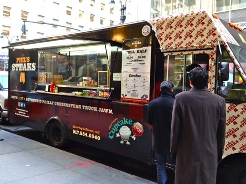 Philly S Cheesesteaks Food Truck