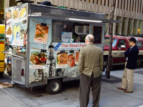 Tuk Tuk Food Truck Nyc