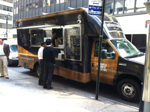 Back In January We Announced The Arrival Of Mexico Blvd Truck To Crowded Streets Midtown However Hadnt Gotten Around A Full Review