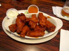 blarney rock pub wings
