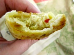 nuchas cheese empanada