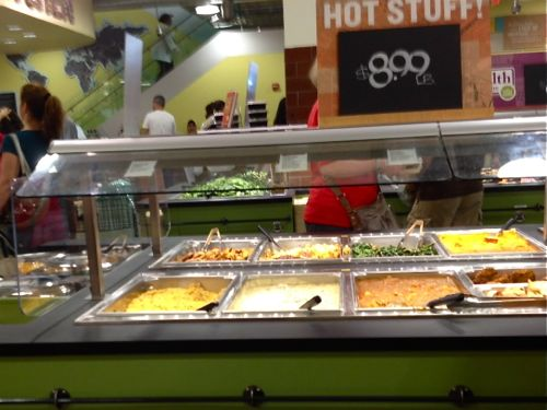 Whole Foods Brings Its Great Generic Deli Standards To The