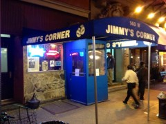 Jimmy's Corner Outside