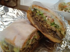 Great Burrito torta