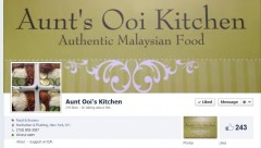 Aunt Ooi FB Page
