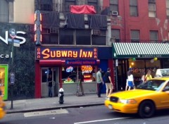Subway Inn Outside