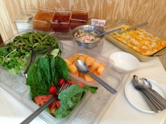 Chal Chilli Salad Buffet