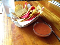 Rodeo Chip and Salsa