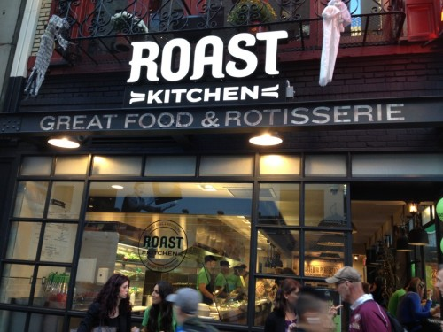 strangely, the meat is the worst part about roast kitchen