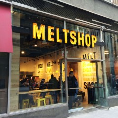 Melt Shop on 50th between 6th and 7th Ave