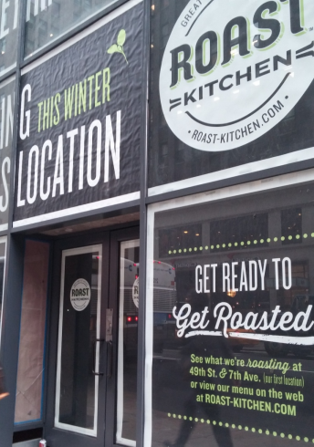 roast kitchen | midtown lunch - finding lunch in the food