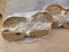 Murray's Bagel Whitefish Salad