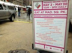 Mad Sq Eats Spring 2014