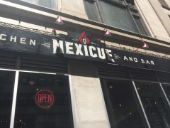 Mexicue Storefront