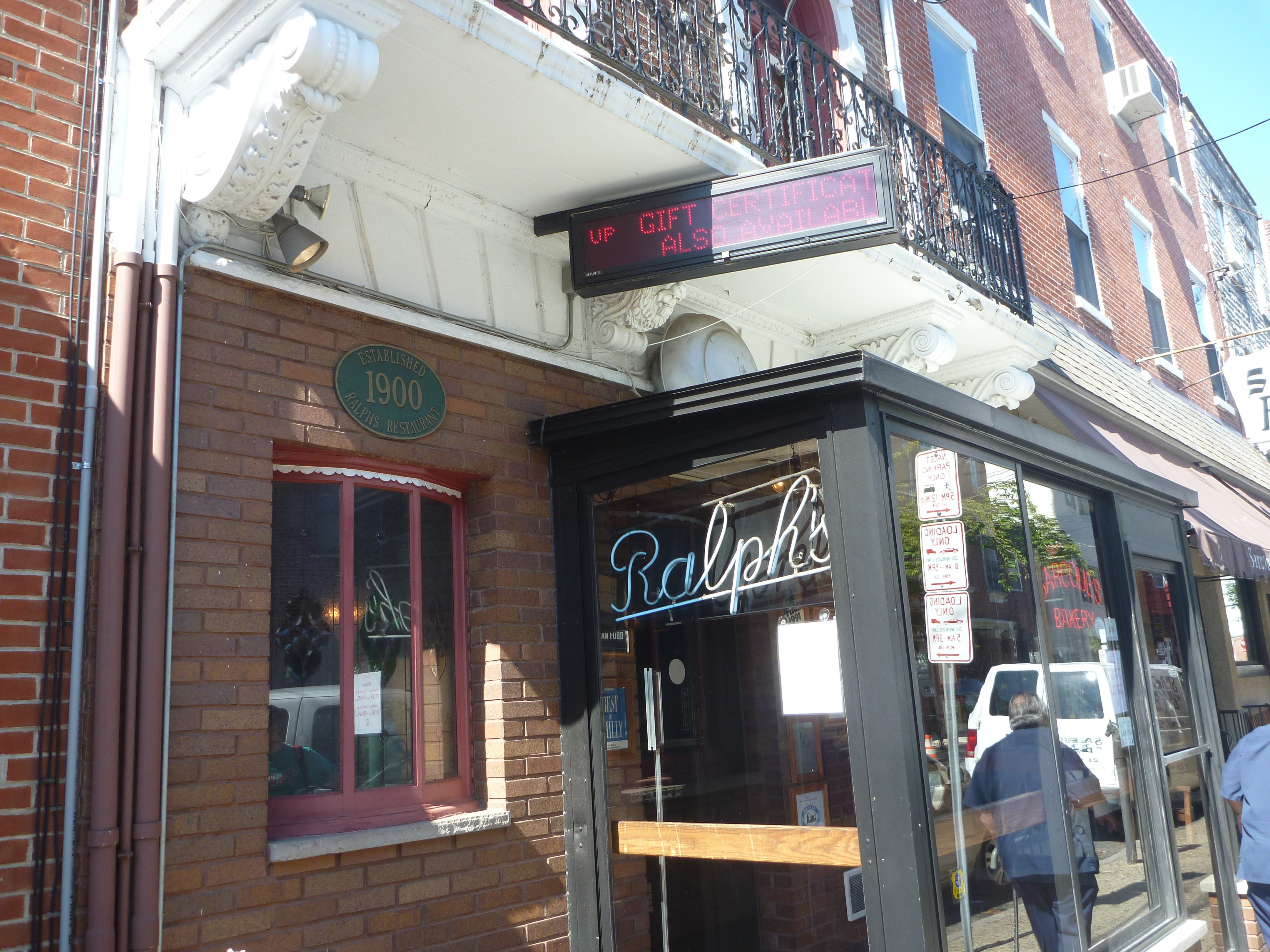 Take Part In A Century Of Italian Dining At Ralph S Italian