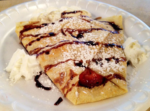 Eating the crêpes at Crepesody helps bring back great memories of my ...