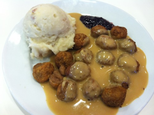 Guilty Pleasure: Ikea Swedish Meatballs | Midtown Lunch: Philadelphia